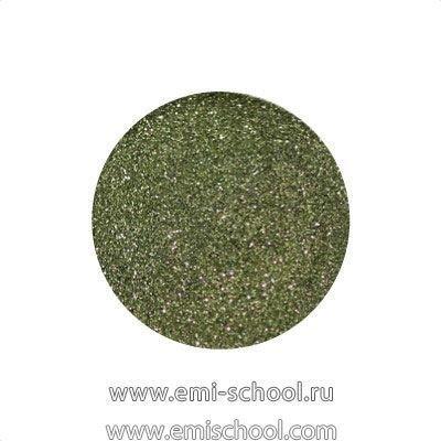 Пыль однотонная Металлик №001 EMI