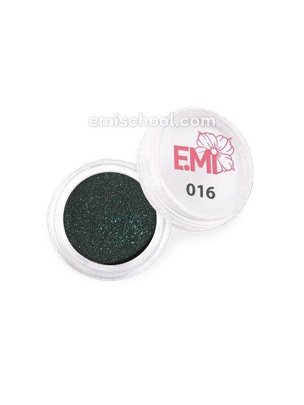 Пыль однотонная Металлик №016