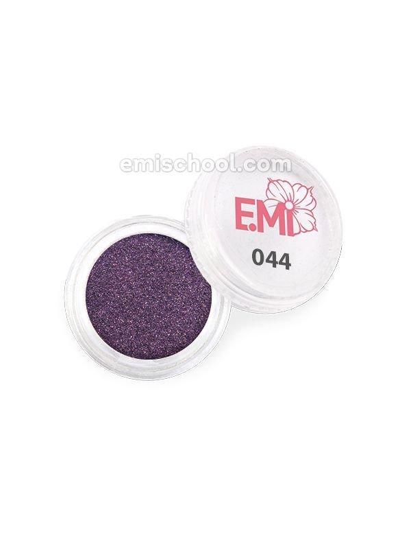 Пыль однотонная Металлик №044