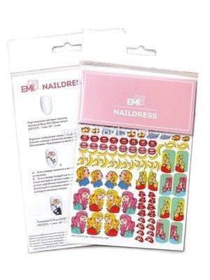 Naildress Slider Design №3 «Поп-арт»