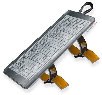 Vapro Orienteering Control Description Holder