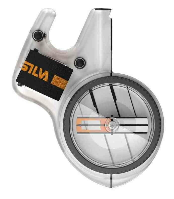 SILVA Race 360 Jet Left Thumb Compass