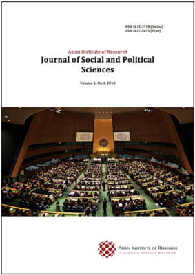 Journal of Social and Political Sciences