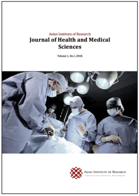 Journal of Health and Medical Sciences