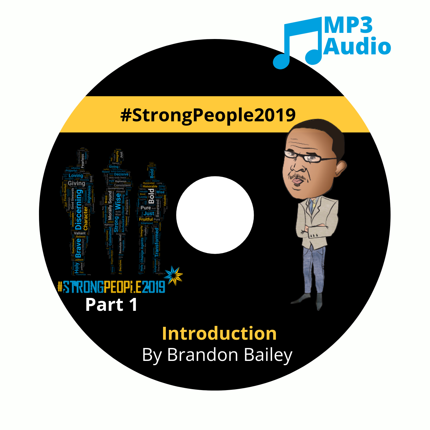 Strong People Part 1: Introduction