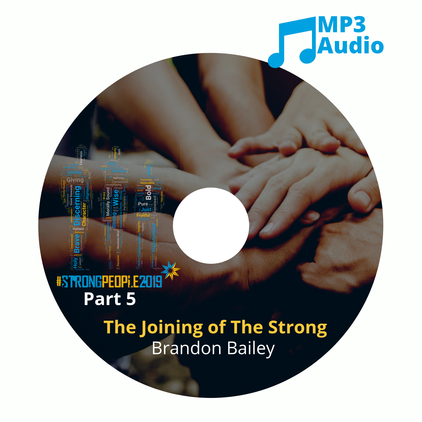 Strong People Part 5: Joining of The Strong