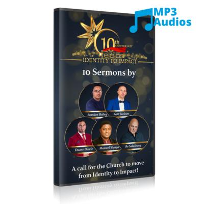Teleios 10th Anniversary Sermon Resource Bundle