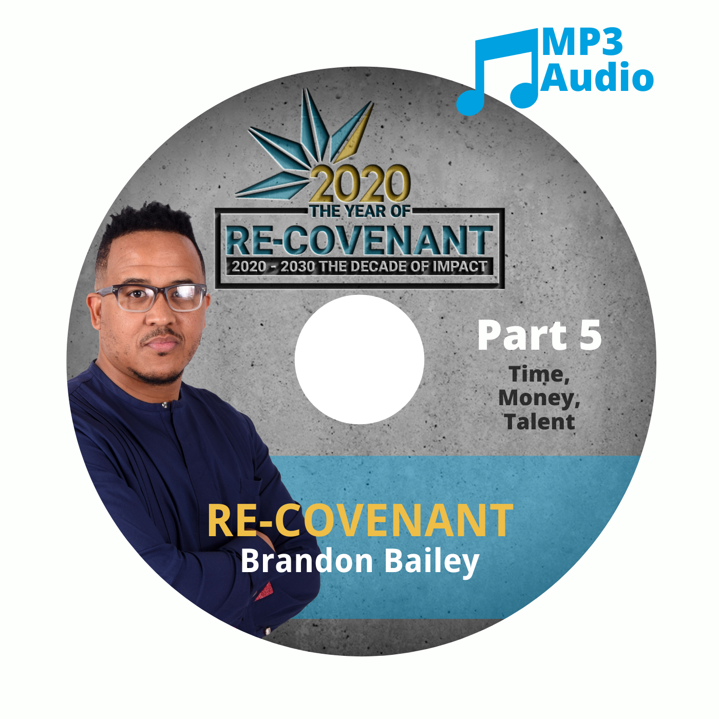 Re-Covenant Part 5: Time, Money, Talent