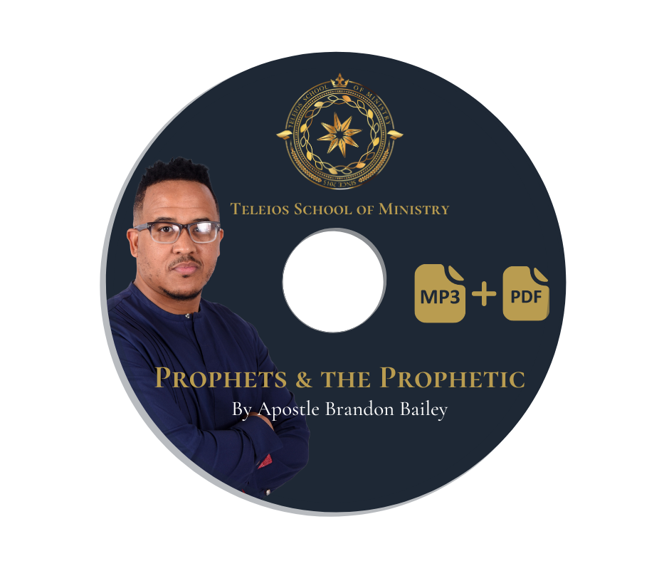 Prophets and the Prophetic