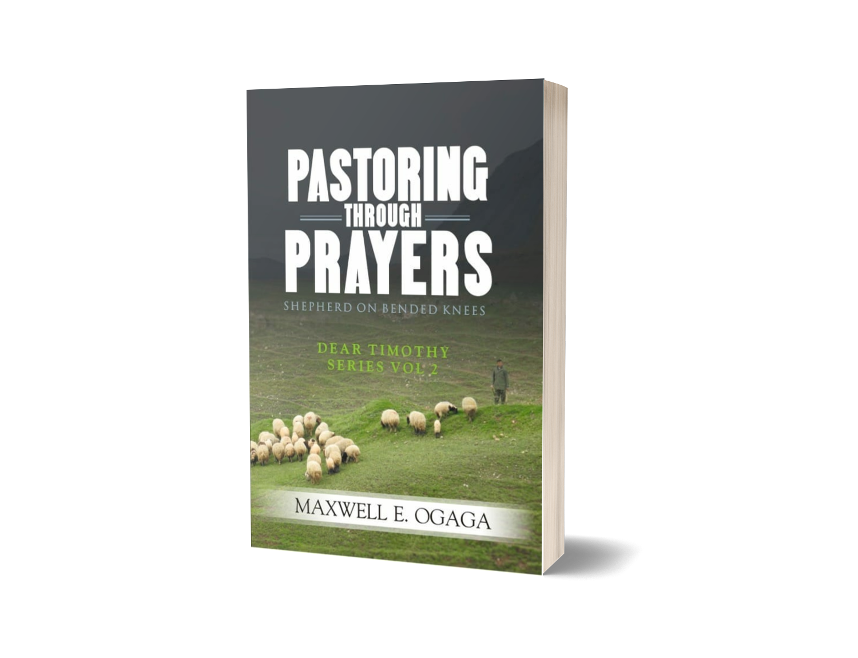 Dear Timothy Volume 2: Pastoring Through Prayers