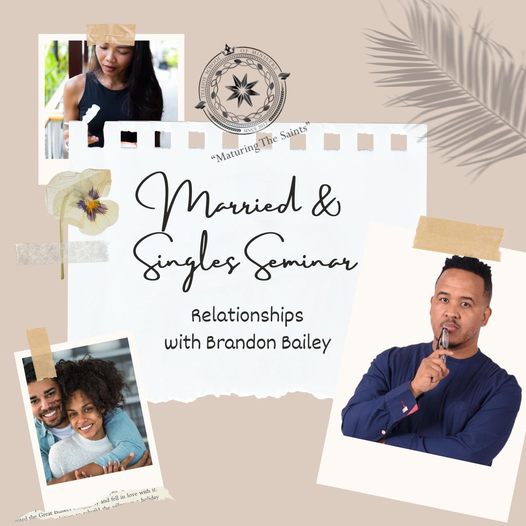 Married & Singles Seminar