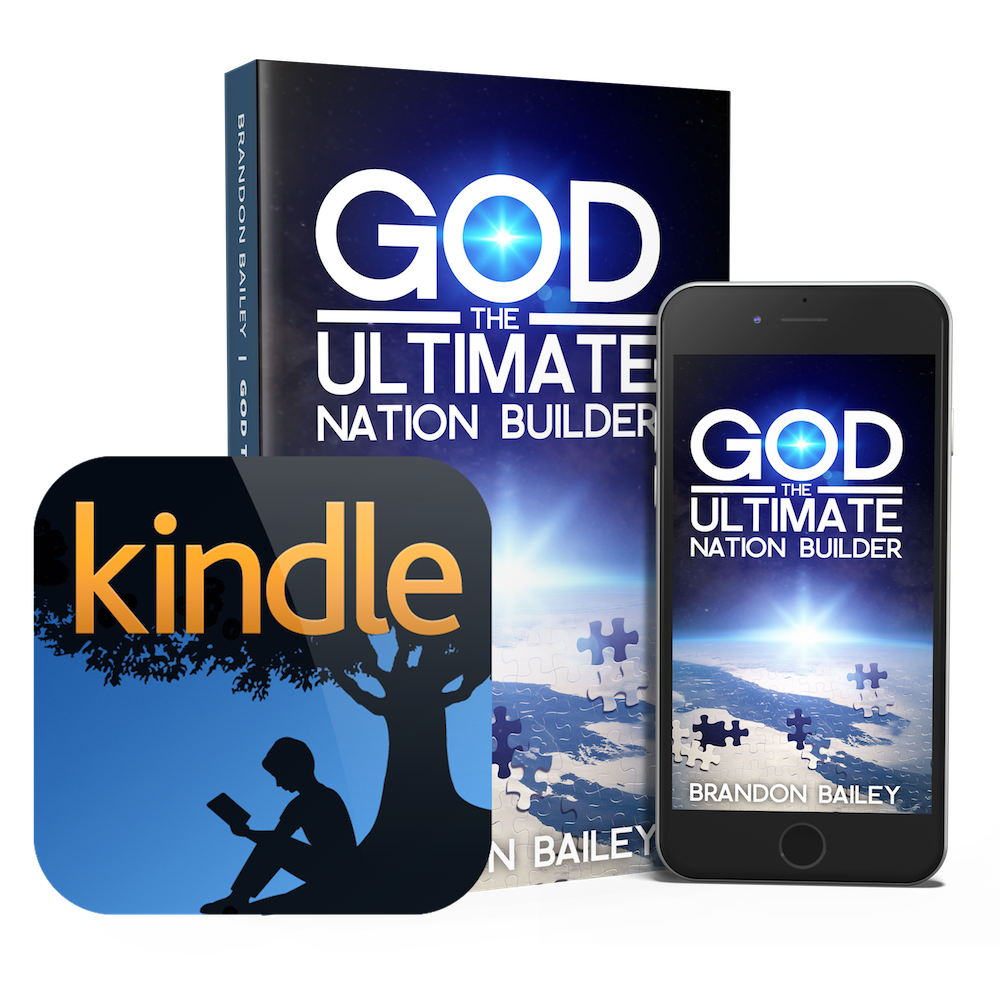 God The Ultimate Nation Builder Kindle Version