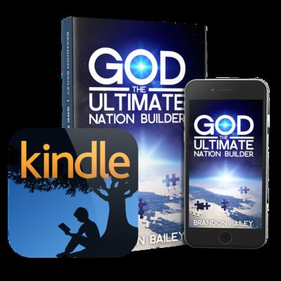 God The Ultimate Nation Builder Kindle Version