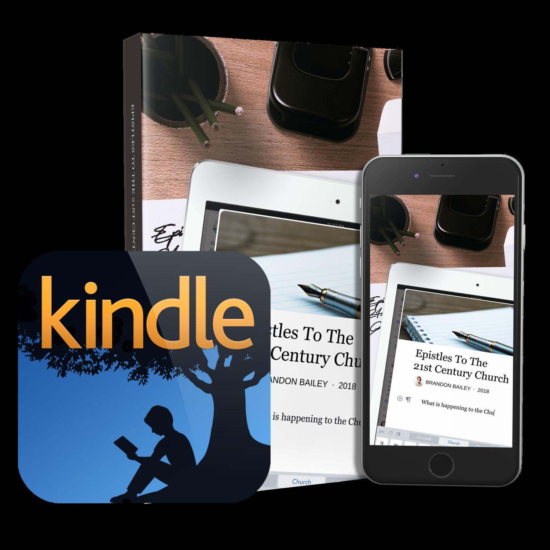 Epistles to the 21st Century Church Kindle Version