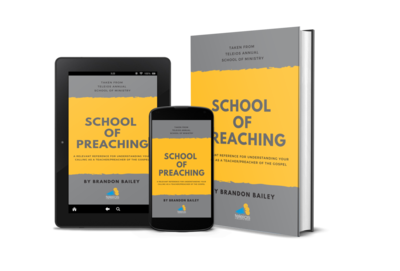 School of Preaching Mini Book