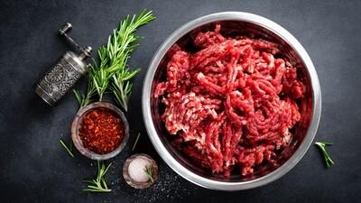 Viande haché de bœuf (Suisse)