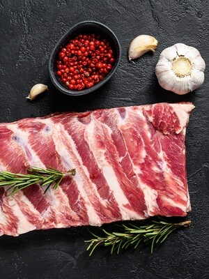 Spare ribs de porc
