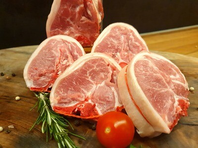 Chop d'agneau (Suisse)