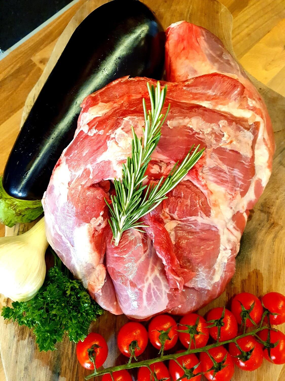 Épaule d'agneau avec os (Suisse)