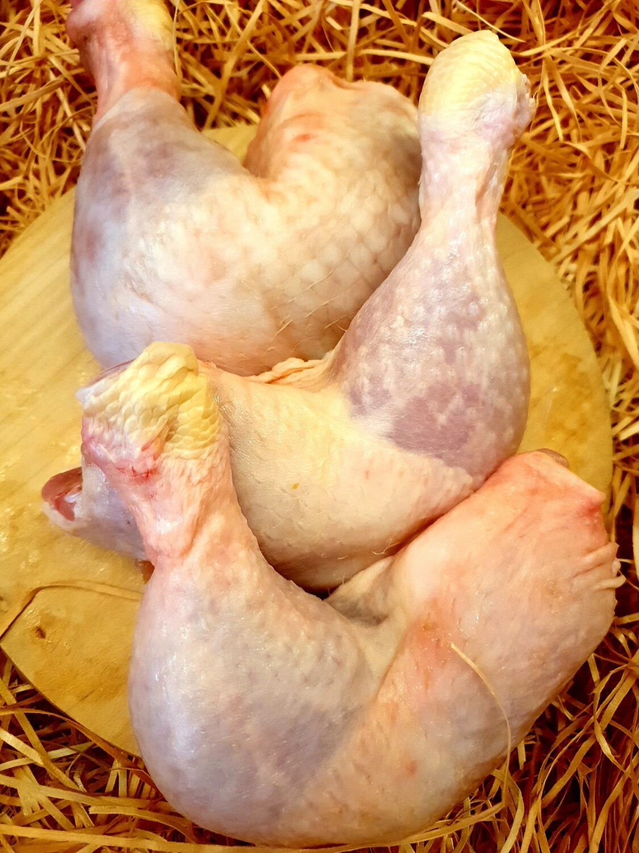 Cuisse de poulet (environ 200gr.) (Suisse)
