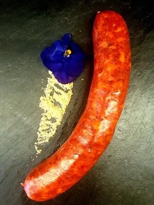 Chorizo à griller (100gr.) (Suisse)