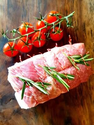 Rôti cou de porc (Suisse)