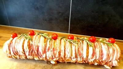 Rôti cou de porc revisité (Suisse)