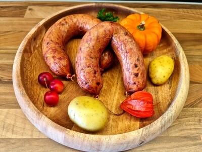 Saucisse aux choux et foie (Suisse)