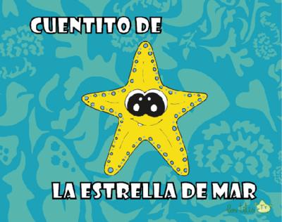 Cuentito de la estrella de mar