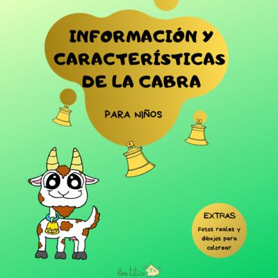 Información y Características de la Cabra
