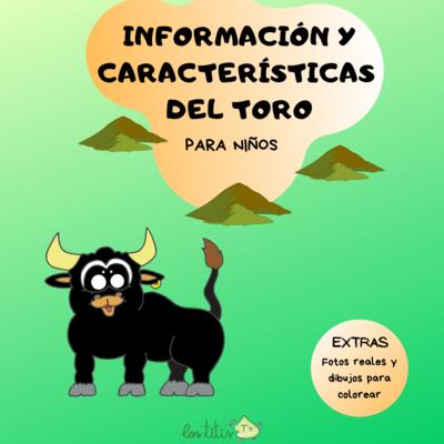 Información y características del Toro