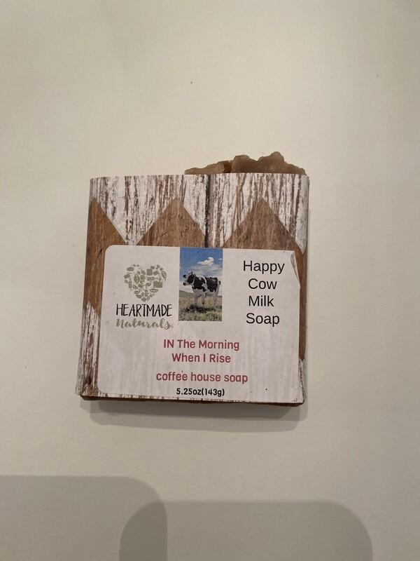 Happy cow milk soap variety