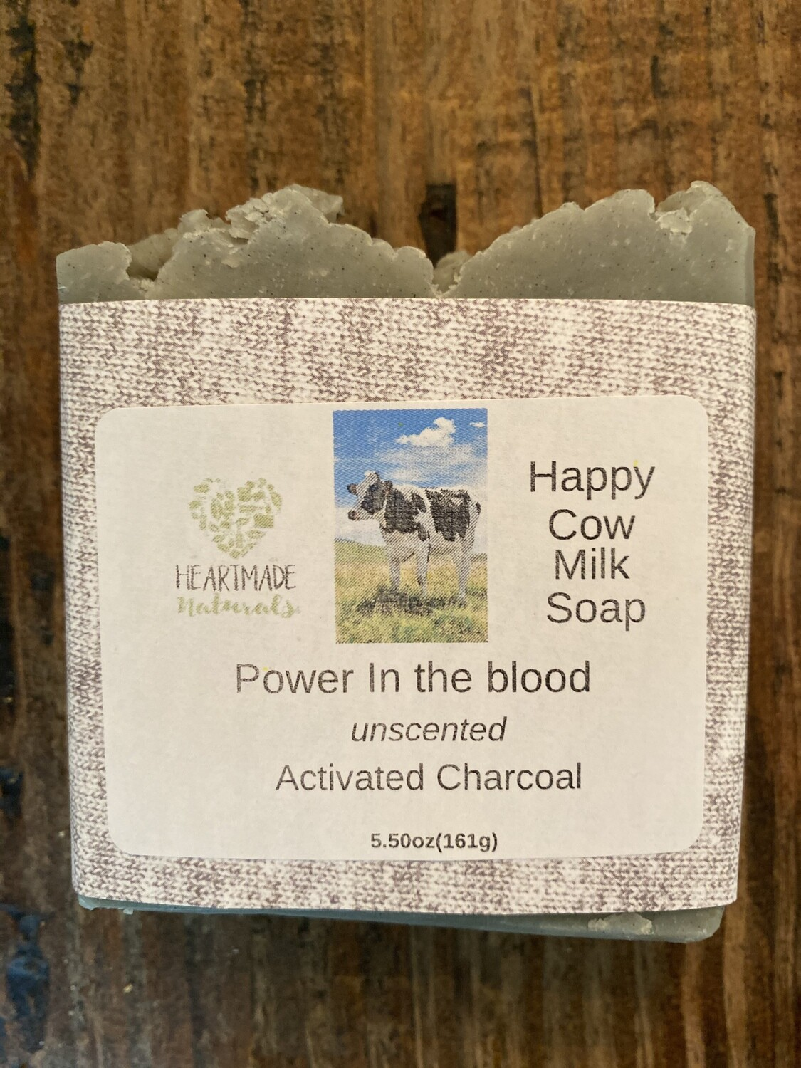 Activated Charcoal Soap -3 bars