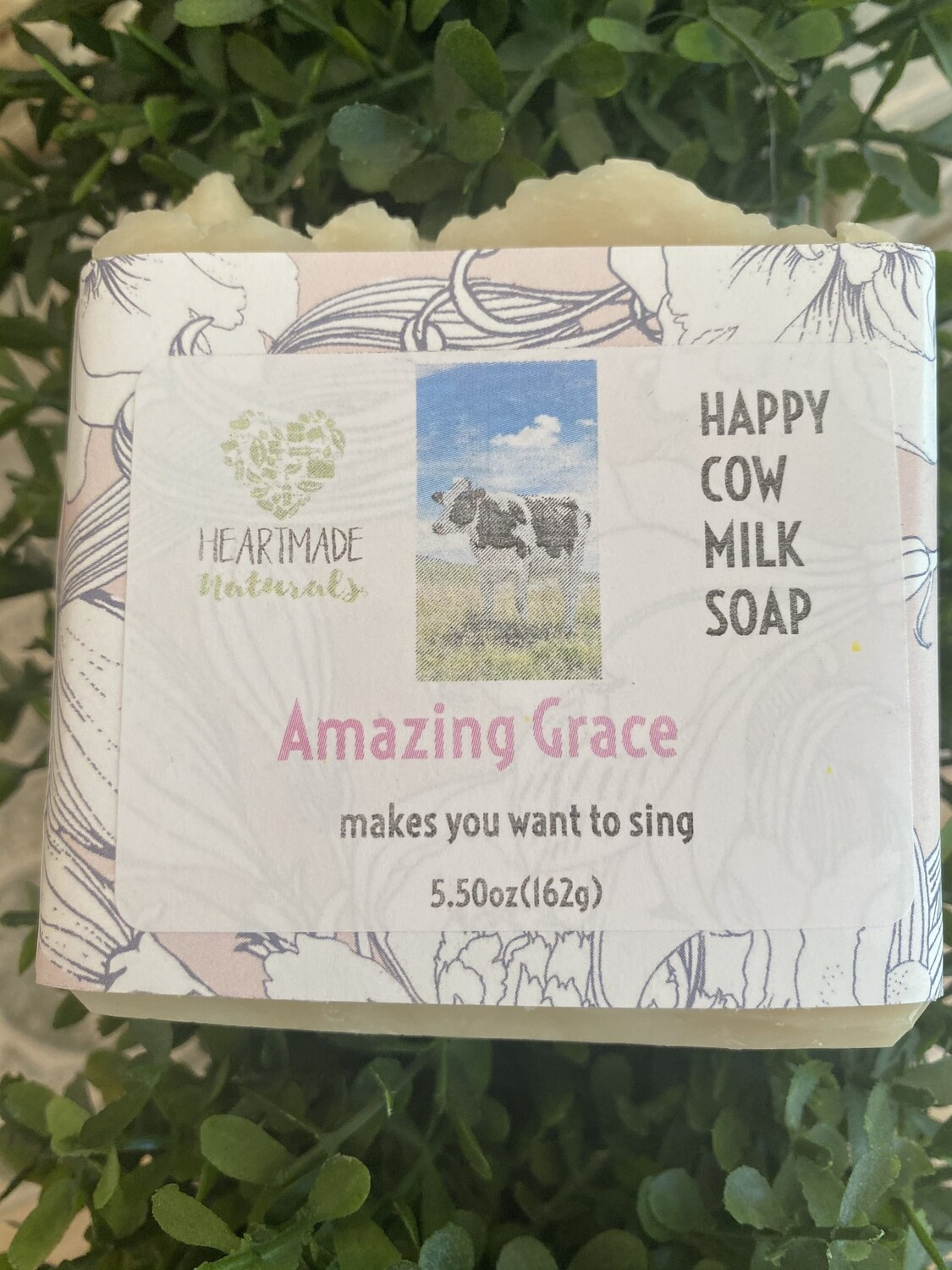 Happy Cow Soap Variety 3 bars of whatever is in stock