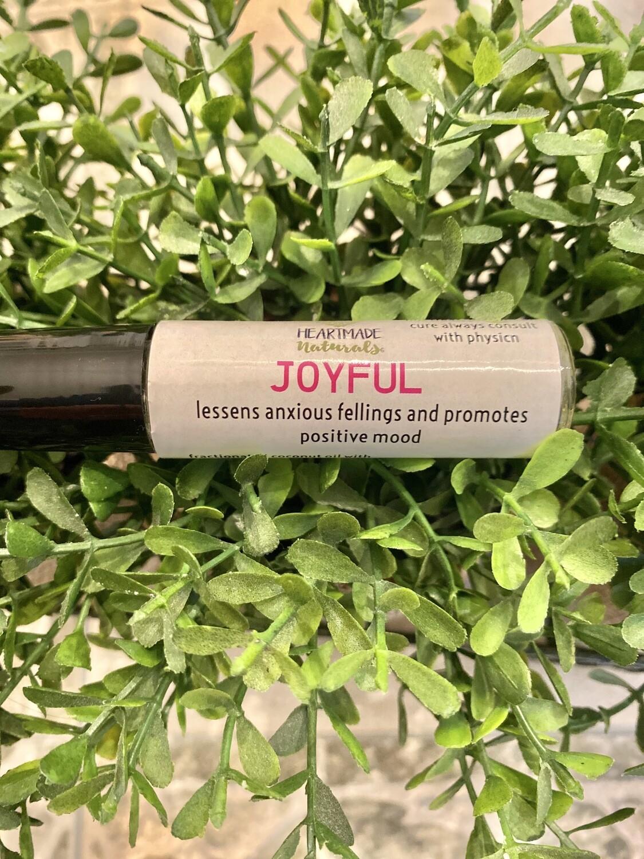 Joyful - essential oil roller blend