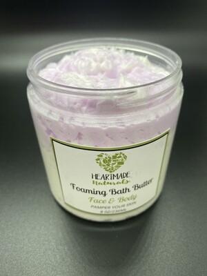 Foaming Bath Butter Face & Body