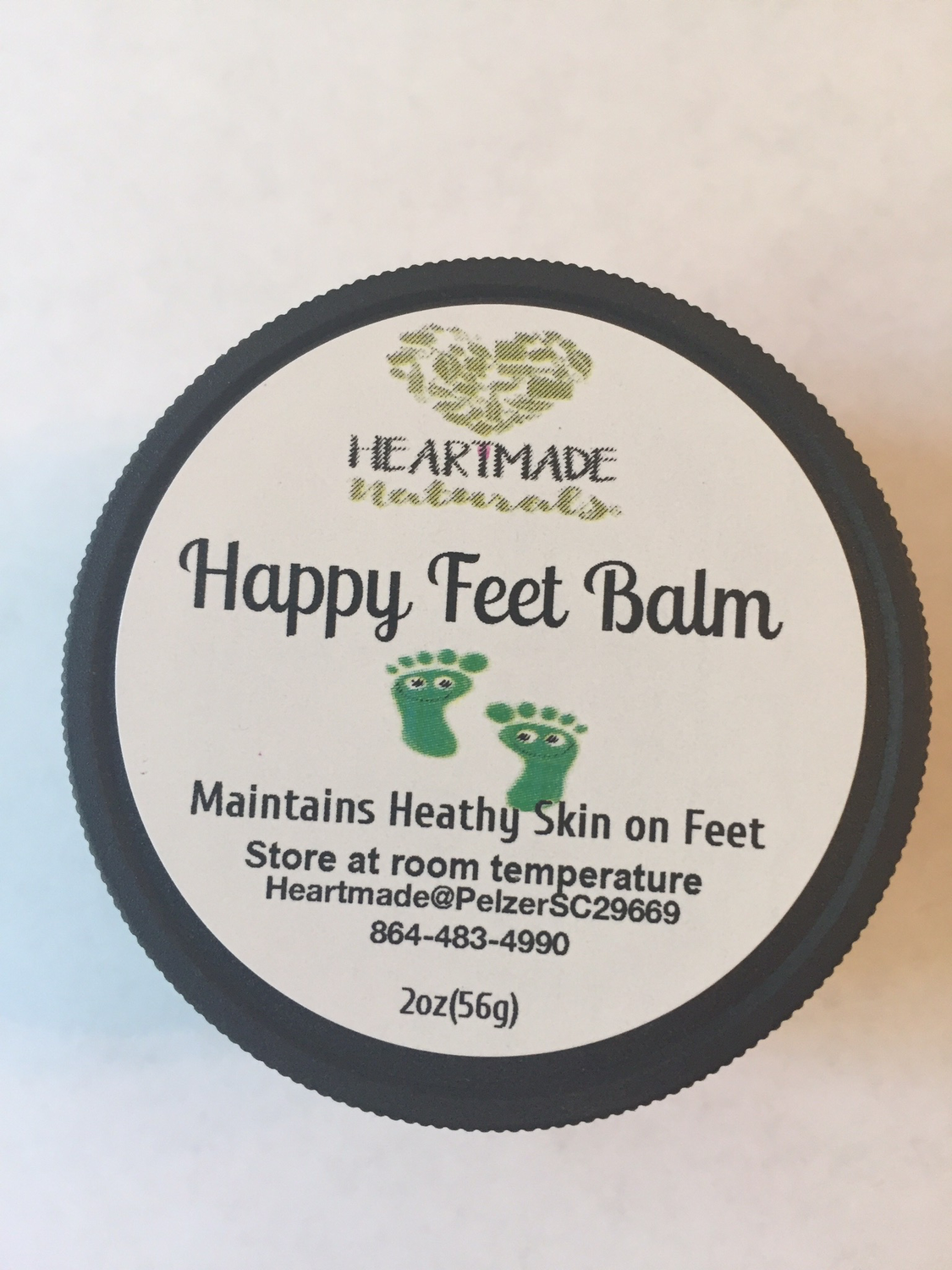 Happy Feet Balm