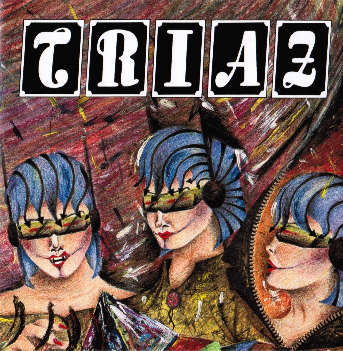 Phase - Triaz (Jazz-Fusion-Rock)