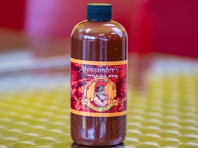 Alexander's Great Peach BBQ Sauce