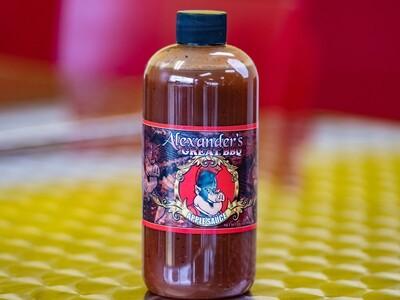 Alexander's Great Apple BBQ Sauce