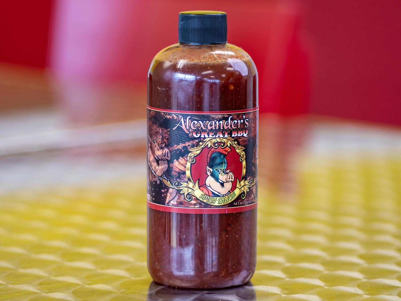 Alexander's Great Spicy BBQ Sauce