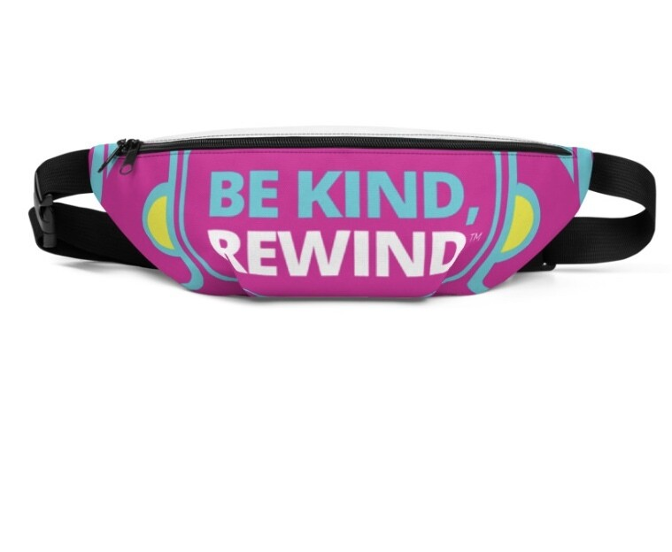 BE KIND, REWIND FANNY PACK