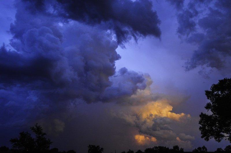 Storm Cloud Print