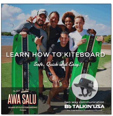 KITEBOARDING LESSONS CURACAO