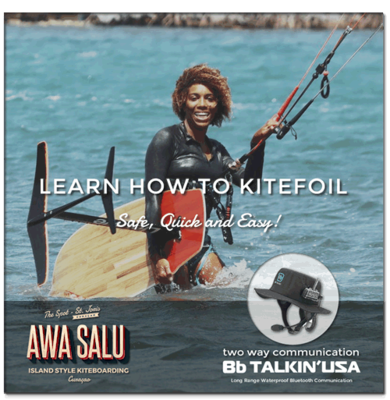 KITEFOILING LESSONS CURACAO