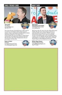 2020 Winner's Results Magazine Half Page