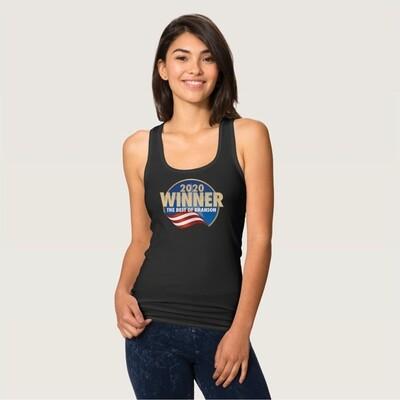 Racerback Slim Fit Women's Tank