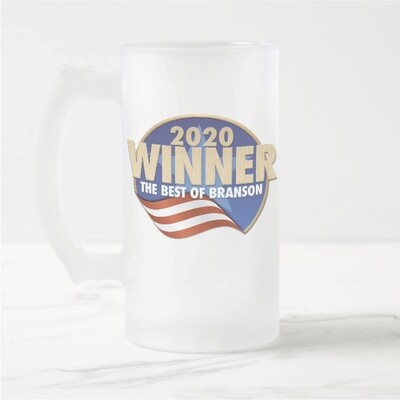 Custom Frosted Glass Mug