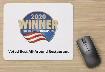The Best of Branson Mouse Pad