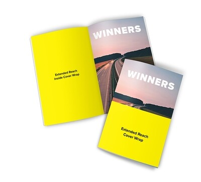 2021 Winner's Results Magazine Extended Distribution Mail Wrap